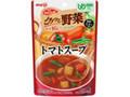 明治 やわらか食 ごろっと野菜 トマトスープ 袋100g