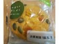 タカキベーカリー かぼちゃ蒸しぱん 袋1個