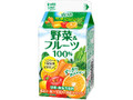 農協 野菜Days 野菜&フルーツ 100% パック500ml