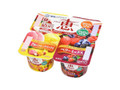 雪印メグミルク ナチュレ恵 7種のフルーツミックス+ベリーミックス カップ70g×4