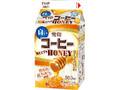 雪印メグミルク 白い雪印コーヒー MEETS HONEY パック500ml