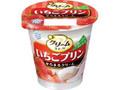 メグミルク クリームスイーツ いちごプリン カップ110g
