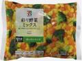 セブンプレミアム 彩り野菜ミックス 袋210g