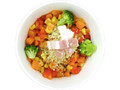 ファミリーマート 7種野菜とキヌアのミネストローネ