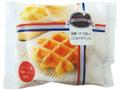 ファミリーマート 発酵バターを使ったこだわりのワッフル