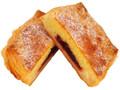 ファミリーマート アーモンドケーキデニッシュ 4種のベリージャム入り