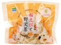 ファミリーマート スーパー大麦 桜えびと野沢菜