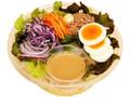 ファミリーマート 野菜たっぷり!ツナと半熟玉子のパスタサラダ