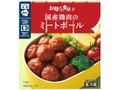 ファミリーマート 国産鶏肉のミートボール