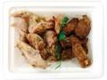 ファミリーマート 鶏もも塩焼&豚バラ焼トンテキ味