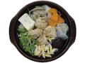 ファミリーマート 鶏塩ちゃんこ鍋