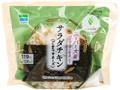 ファミリーマート スーパー大麦 サラダチキン ごまマヨネーズ