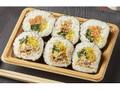 ファミリーマート 野菜を食べよう!キンパ 牛プルコギ巻&ナムル巻