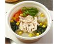 ファミリーマート 7種野菜の鶏塩スープ