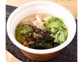 ファミリーマート 梅と蒸し鶏の和風雑穀スープ