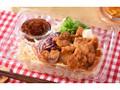 ファミリーマート 増量若鶏の唐揚げマヨパスタサラダ