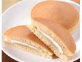 ファミリーマート ファミマ・ベーカリー バナナ味わうパンケーキ バナナ&ミルク