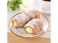 ファミリーマート 冷やして食べるパイコロネ マロンクリーム