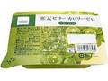 ファミリーマート FamilyMart collection 寒天ゼリー ゼロ マスカット味 カップ1個