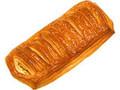 ファミリーマート こだわりパン工房 アップルクリームデニッシュ 袋1個