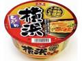 大黒 大黒のご当地太麺系 横浜しょうゆ カップ110g