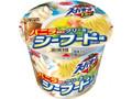 エースコック スーパーカップ1.5倍 バニラ風味のクリーミーシーフード味ラーメン カップ116g