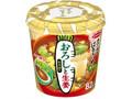 エースコック スープはるさめ おろしと生姜 野菜鍋風 カップ30g