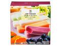 セブンプレミアム 4種の果実実感フルーツバー 箱8本