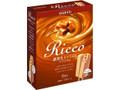 オハヨー Ricco 濃厚生キャラメル アーモンドアイス 箱40ml×6