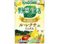 カゴメ 新潟限定 野菜生活100 ル・レクチェミックス NL‐6 パック100ml