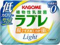 カゴメ 植物性乳酸菌ラブレ Light カップ80ml×3