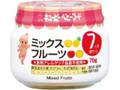キユーピー ミックスフルーツ 瓶70g