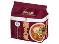 セブンプレミアム 麺の王道 しょうゆラーメン 袋105g×5