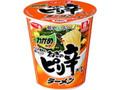 サッポロ一番×リケン ねぎのピリ辛スープ味ラーメン カップ63g