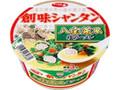 サッポロ一番 創味シャンタン 八宝菜風塩ラーメン カップ83g