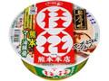 サッポロ一番 名店の味 桂花 熊本マー油豚骨 カップ123g