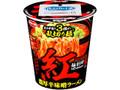 サンヨー食品 麺創研紅監修 濃厚辛味噌ラーメン 紅 カップ101g