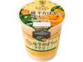 トーラク カップマルシェ 石川県産味平かぼちゃのプリン カップ95g