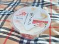 トーラク 神戸シェフクラブ 生プリン さくら香るもも カップ85g