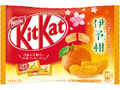 ネスレ キットカット ミニ 伊予柑 袋12枚