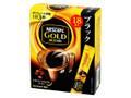 ネスカフェ ゴールドブレンド スティック ブラック 箱2g×18