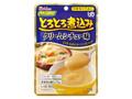 ハウス やさしくラクケア とろとろ煮込み クリームシチュー味 袋80g
