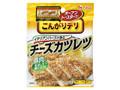 ハウス こんがりデリ チーズカツレツ 袋29.5g