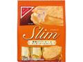 ナビスコ スリムサンド 薄焼きクラッカー&チェダーチーズ 袋12枚