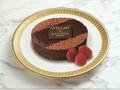 ローソン Uchi Cafe' SWEETS×GODIVA 濃厚ショコラケーキ