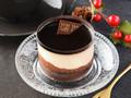 ローソン Uchi Cafe' SWEETS レモン&バーベナ香るチョコレートケーキ
