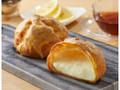 ローソン チーズ&レモンのシュークリーム