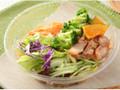 ローソン 1食分の野菜が摂れるサラダラーメン