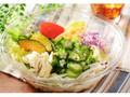 ローソン 1食分の野菜が摂れるサラダうどん 和風生姜
