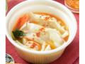ローソン 1食分の野菜が摂れる餃子チゲスープ